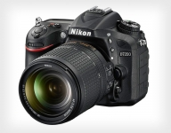 Nikon D7200 automatic post layout with auto tabs